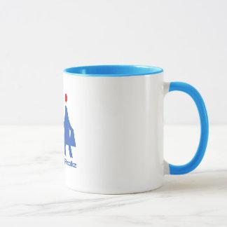HO supermarket Mug