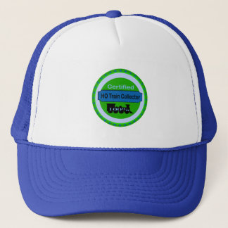 HO Train Collector Hat