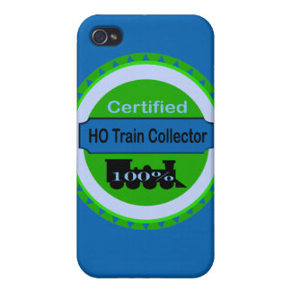 HO Train Collector IPhone 4 Case