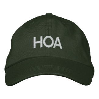 HOA Home Owners Association Cap