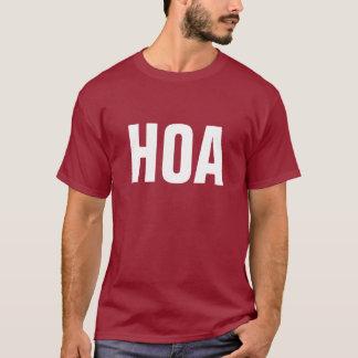 HOA Officer Shirt