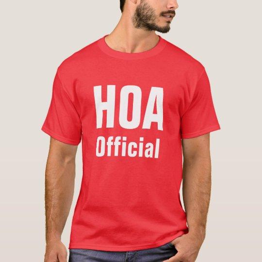 HOA Official Shirt