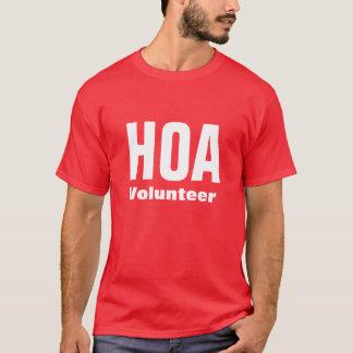 HOA Volunteer Shirt