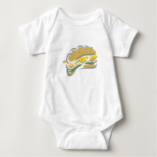 Hoagie Sub Grinder T-shirt