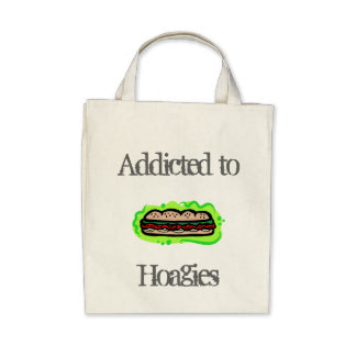 Hoagies Tote Bags