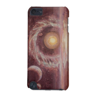 Hoag's Object and two Moons iPod Touch 5G Cases