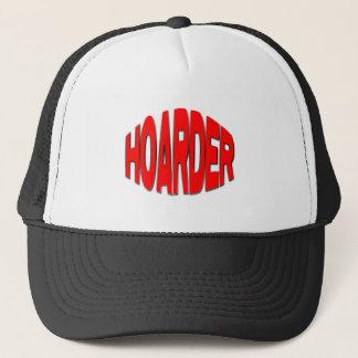 HOARDER buldge Trucker Hat