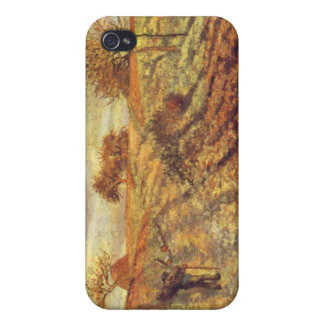 Hoarfrost iPhone 4 Covers