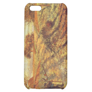 Hoarfrost iPhone 5C Case