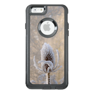 Hoarfrost Teasels Winter Photo Scenic - Commuter OtterBox iPhone 6/6s Case