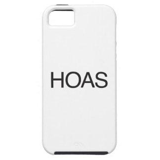 HOAS iPhone 5 FUNDA
