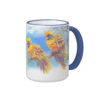 Hoatzins Ringer Mug