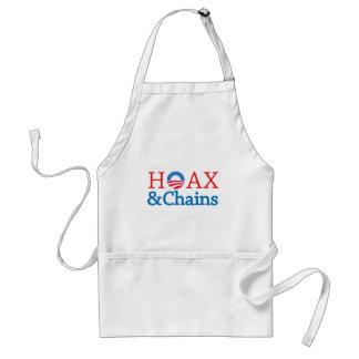 Hoax&Chains Adult Apron