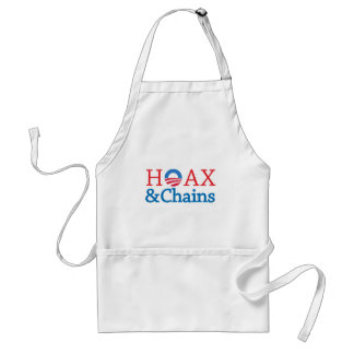 Hoax&Chains Adult Apron