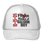 Hoax Of Balloon Boy Hats