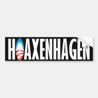 Hoaxenhagen Bumper Stickers