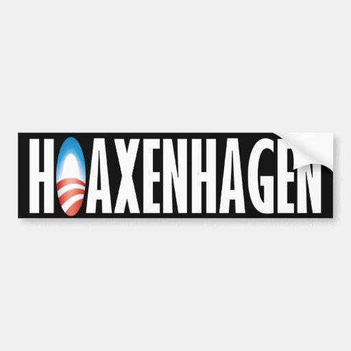 Hoaxenhagen Pegatina Para Auto