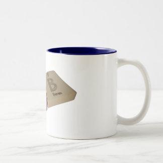 Hob as Ho Holmium and B Boron Coffee Mug