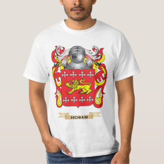Hoban Coat of Arms (Family Crest) T-Shirt