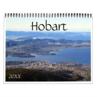 hobart calendar