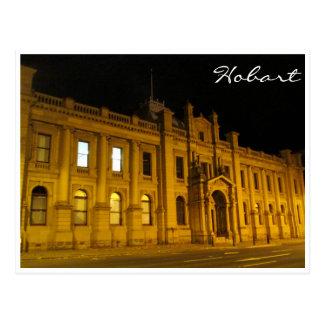 hobart town postcard