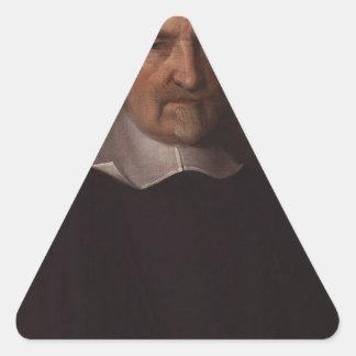 hobbes de Thomas Pegatina Triangular