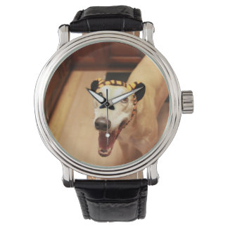 Hobbes ears Jax Wrist Watch