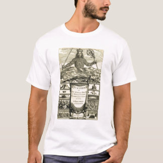 Hobbes Leviathan Philosophy T-Shirt