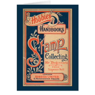 Hobbies and Handbooks Stamp Collecting Cards