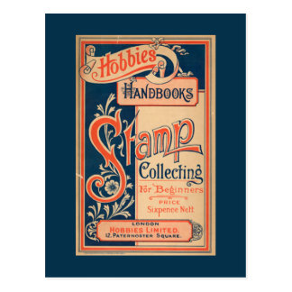 Hobbies and Handbooks Stamp Collecting Post Card