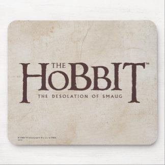 Hobbit Logo - Dark Mouse Pad