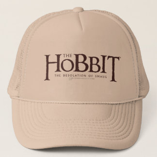 Hobbit Logo - Dark Trucker Hat