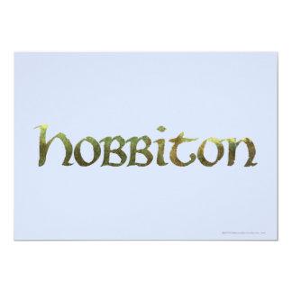 HOBBITON™ Textured Card