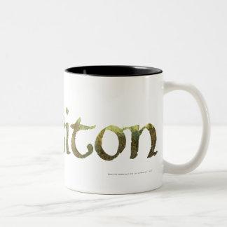 HOBBITON™ Textured Two-Tone Coffee Mug