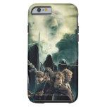 Hobbits listo para luchar funda de iPhone 6 tough