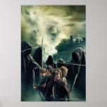 Hobbits listo para luchar posters