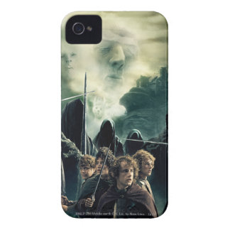 Hobbits Ready to Battle iPhone 4 Case-Mate Cases
