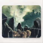 Hobbits Ready to Battle Mouse Pad