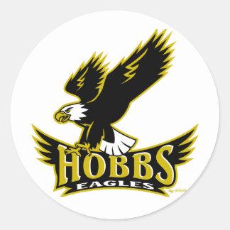 Hobbs Eagles Sticker