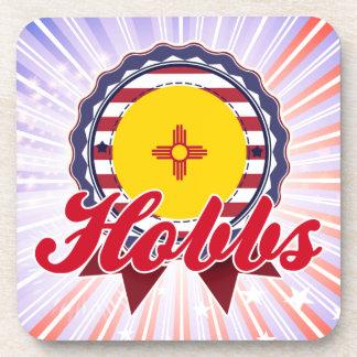 Hobbs, nanómetro posavasos de bebidas