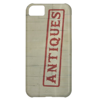 Hobby - Antiques Case For iPhone 5C