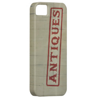 Hobby - Antiques iPhone 5 Cover