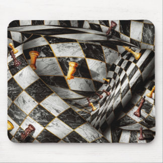 Hobby - Chess - Your move Mousepads
