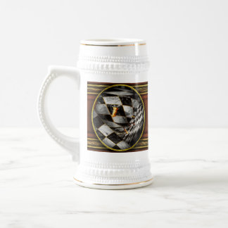 Hobby - Chess - Your move 18 Oz Beer Stein