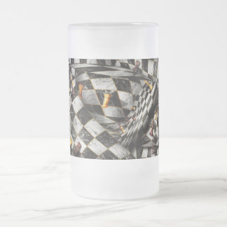 Hobby - Chess - Your move 16 Oz Frosted Glass Beer Mug