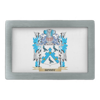 Hobby Coat of Arms - Family Crest Belt Buckles