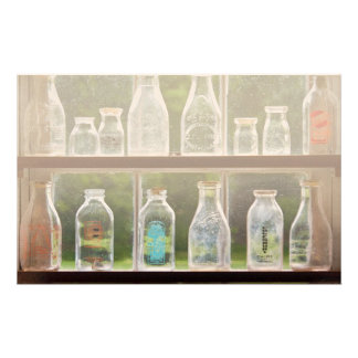 Hobby - Collector - Milk Bottles  Stationery