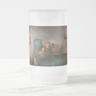 Hobby - Golf - Photography - Persuits of happiness Frosted Glass Beer Mug