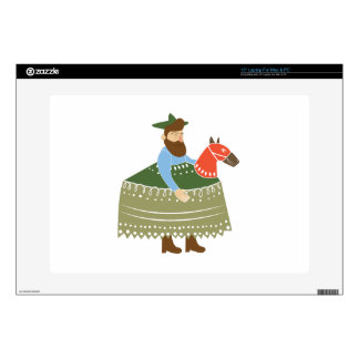 Hobby Horse Laptop Decal