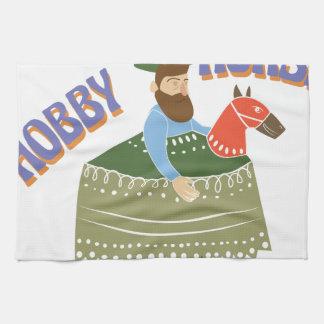 Hobby Horse Towel